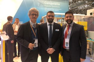 Campetella Robotic Center, focus on the theme of sustainability