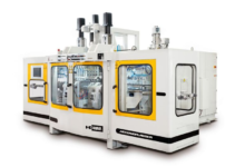 Blow moulding machinery by Meccanoplastica Group