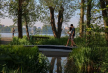 World's first 3D printed FRP footbridge paves way for circular composites