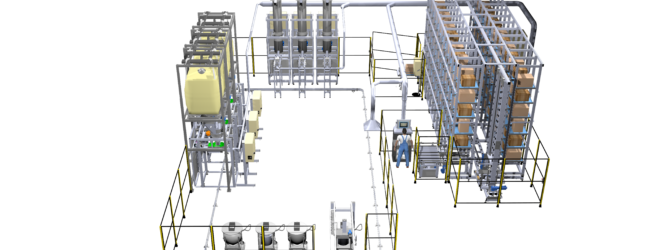 Color Service: Automatic Dosing Systems for the Plastic Industry