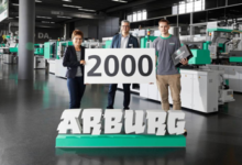 Start of 2020 Apprenticeships: Arburg Welcomes 2,000th Apprentice