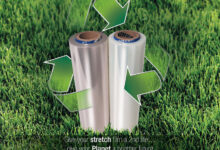 COLINES has set new standards in stretch film production for post consumer recycled material