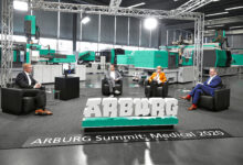Arburg Summit: Medical 2020, summit meeting with more than 400 industry experts