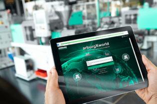 ArburgXworld – Arburg's digital platform