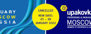 Corona pandemic: interplastica and upakovka 2021 in Moscow cancelled