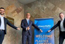 Tiziano Caprara starts as new Managing Director of KraussMaffei Italy