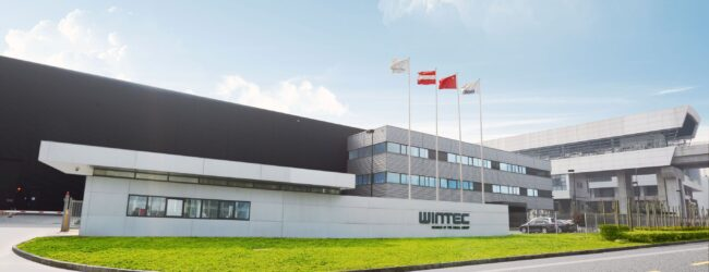 WINTEC starts distribution in Europe