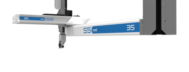 Sepro launches packaged robot solutions for medical and pharmaceutical applications