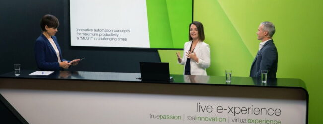 ENGEL takes symposium to its customers
