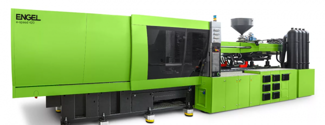 ENGEL: thin-wall injection compression moulding for stack mould technology